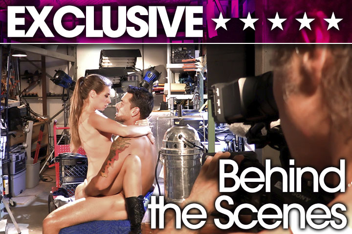 behind the scenes with penthouse